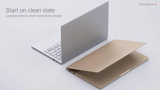 Spesifiksi dan harga Mi Notebook Air