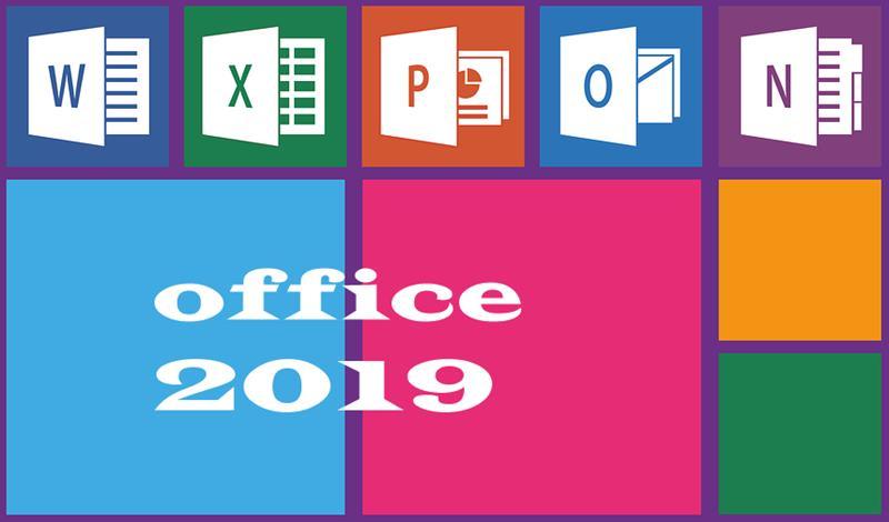 Установка офиса 2019 на windows 10